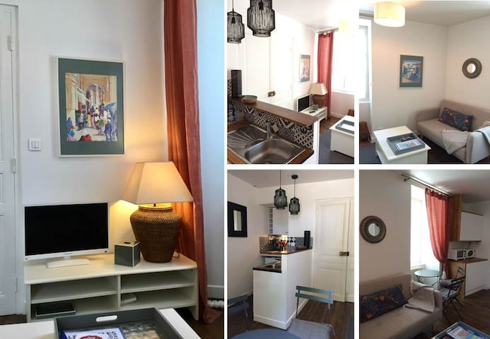 Beautiful Apartment new Auray ST GOUSTAN