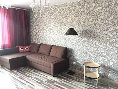 Однокомнатная квартира в Сортавала