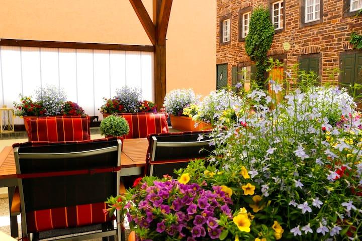 Ferienwohnungen am Matthiasturm
