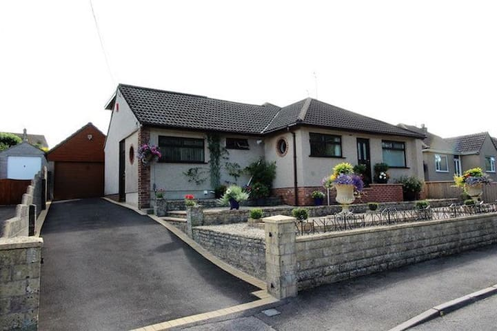 Detached Bungalow, Midsomer Norton - Midsomer Norton - Bangalô
