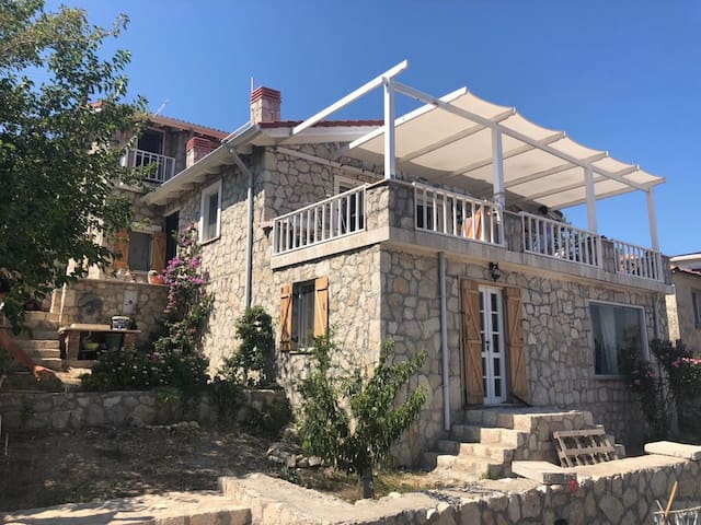 Quest Suite at Stone House at the Karaburun Center