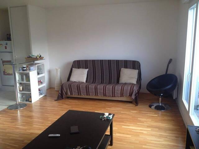 Bel appartement, proche 18ème / Stade de France ! - Saint-Ouen - Apartment