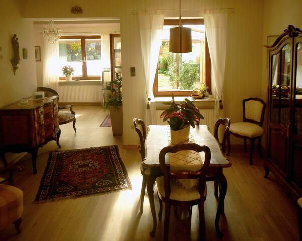 Haus  Trixi - Bergheim bei Salzburg - Einliegerwohnung