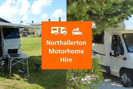 Hire a motorhome or VW camper van