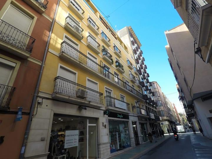 Ático Gerona (Centro Alicante)