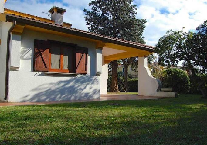 Villa Porto Recanati a due passi dal mare