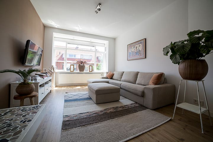 "Beauty ""Zen"" house 15min from beach - Voorburg"
