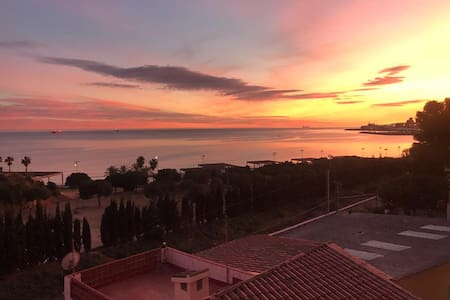 Primera línea del Mar El Miracle Tarragona