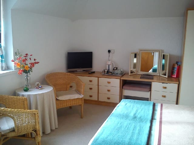 At the Grange, en-suite room - Yealmpton - Outros
