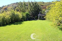 Villa with country view and pool