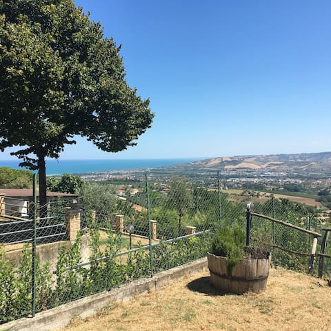 RELAX IN ABRUZZO- LOVELY HOUSE