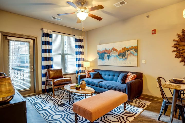 Relax in an apt of your own | 3BR in Kansas City