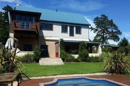 Idyllic countryside in the Crags - Plettenberg Bay
