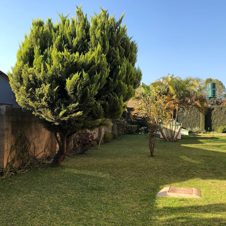 Ibex Hill, Lusaka Home