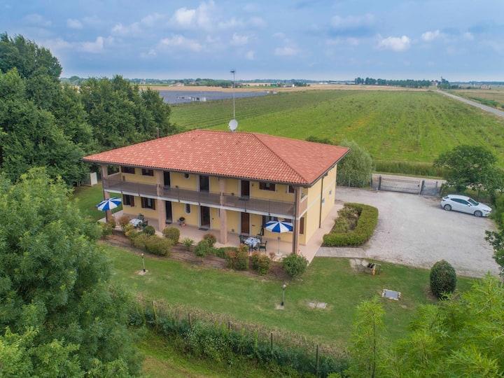 Bauernhof inmitten der Natur NO Pool bis 28 Juni