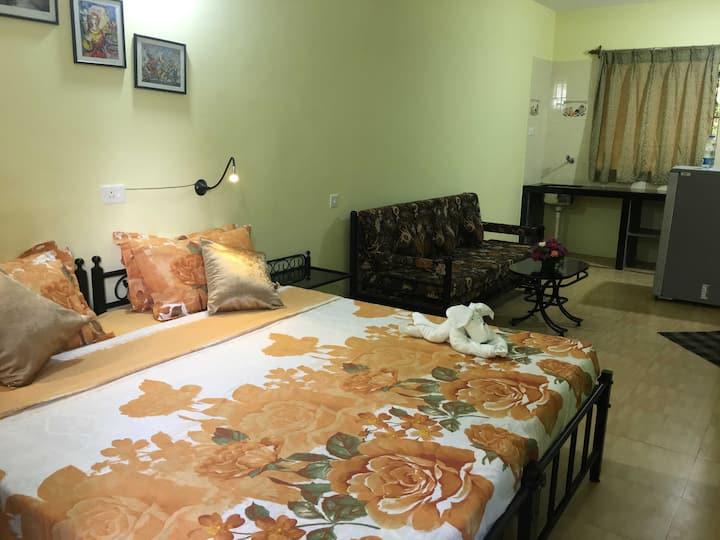 Spacious Room In Majorda 4