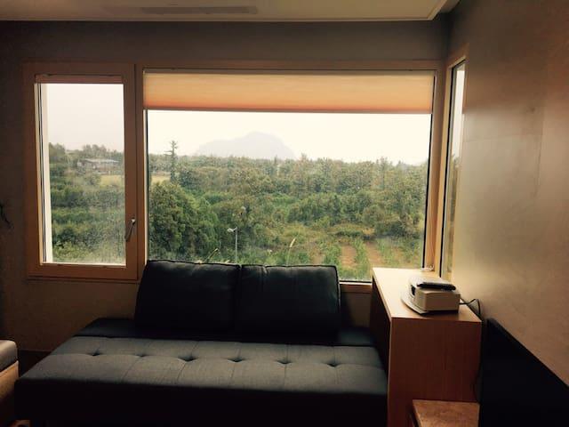 Cozy place in Jeju Edu-city - 서귀포시 - Appartement