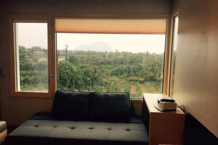 Cozy place in Jeju Edu-city - 서귀포시 - Pis