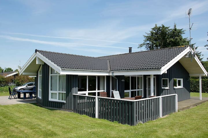 Cozy Holiday Home in Hals with Sauna