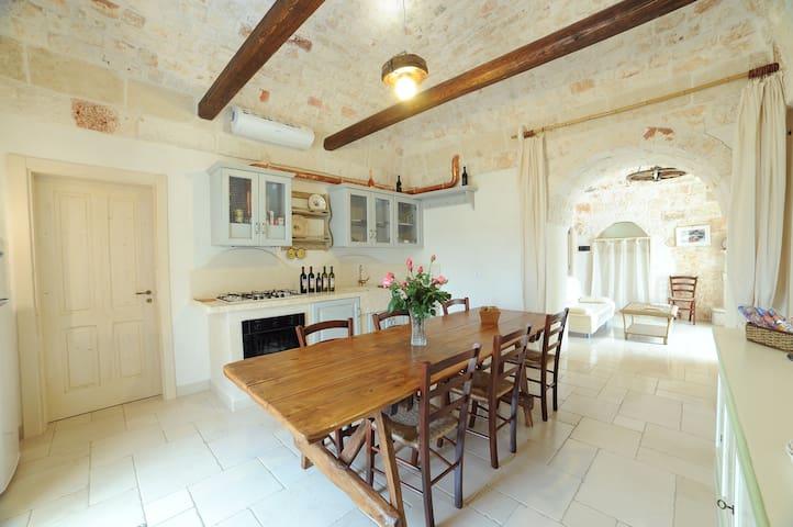Appartamento Grande con 7 posti letto- Big Apartment with 7 beds