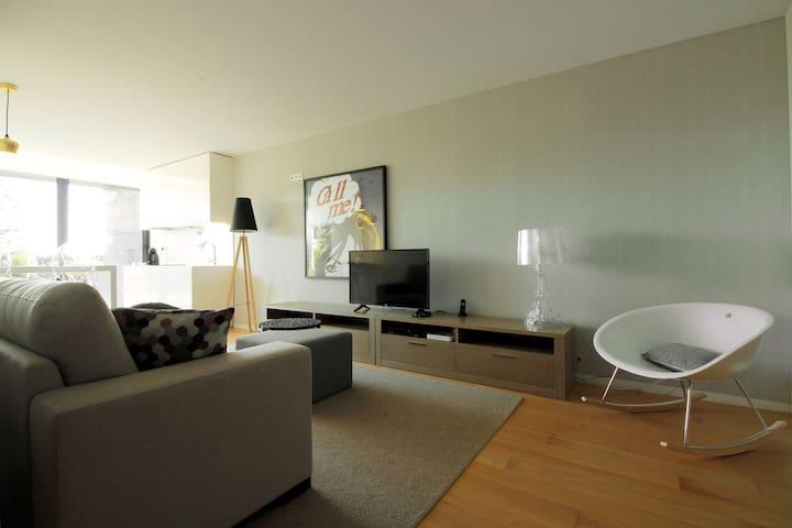 Deluxe Populo Beach Apartments V1 - Ponta Delgada - Apartment