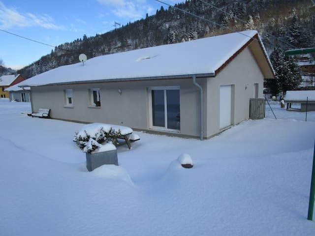 Proximité des pistes de ski. - Plainfaing - House
