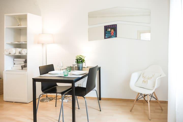 Helle, gemütliche Wohnung im Zentrum von Graz