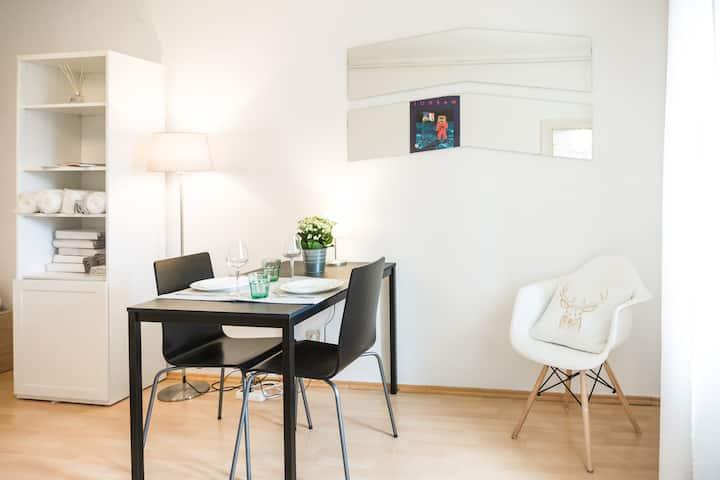 Bright, cosy apartment in the centre of Graz ☀️