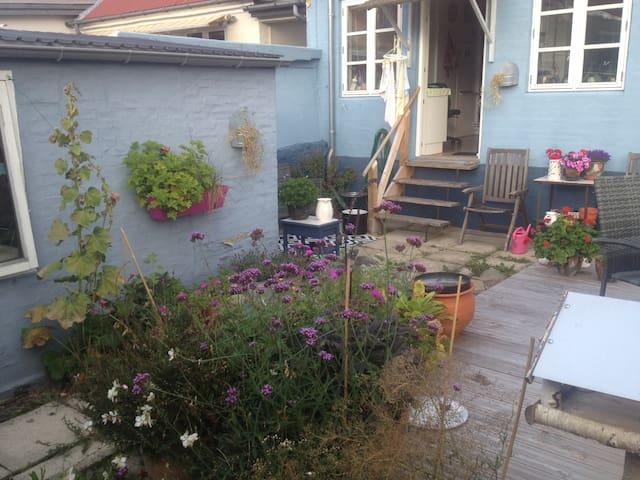 Hyggeligt værelse i Nexø