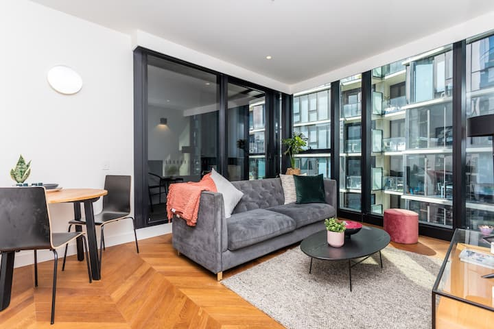 Executive retreat in the heart of South Yarra