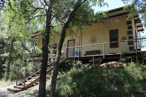 The Cabin on Salt Creek