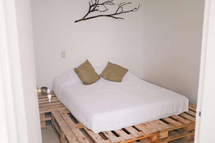 Amplia habitación con baño privado 2 piso