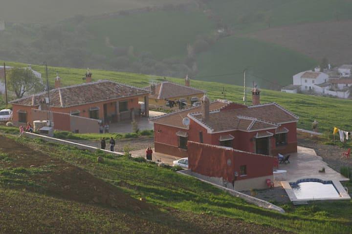 Complejo Rural (4villas) - Villanueva de la Concepción - Villa