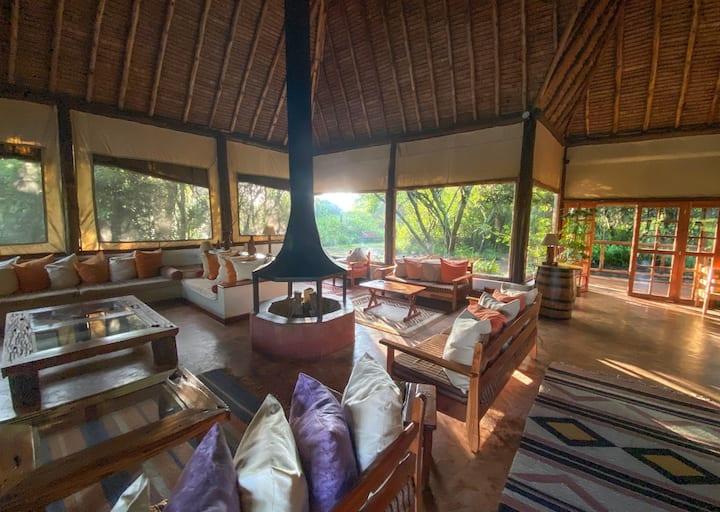 Luxury in The Bush