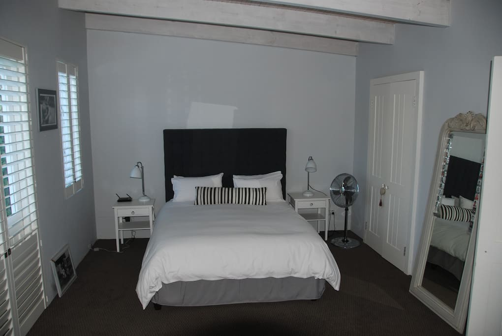 Bedroom Three, Queen size Bed