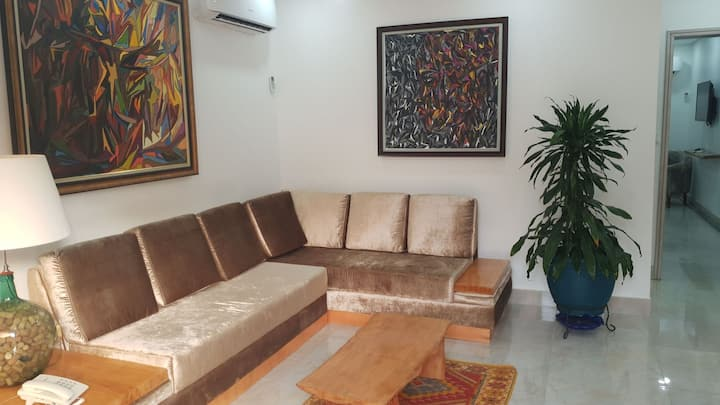 SUITE No: 1 POOL VIEW, THE WINEHOUSE, IKOYI, HOTEL