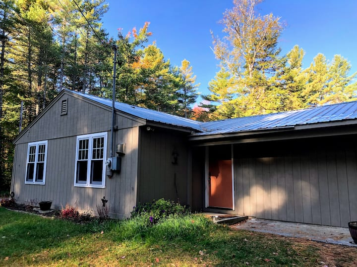 The Vermont Hideaway