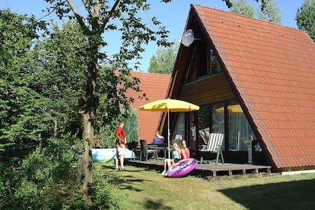 3-room house 68 m² Ferienpark Ronshausen for 6 persons in Ronshausen - Ronshausen - Haus