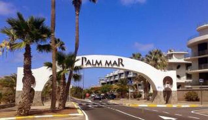 Beautiful apartament in Palm Mar // South Tenerife - Palm-Mar