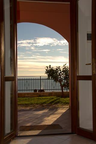 Giardino pepe e mandarino - Marina - อพาร์ทเมนท์