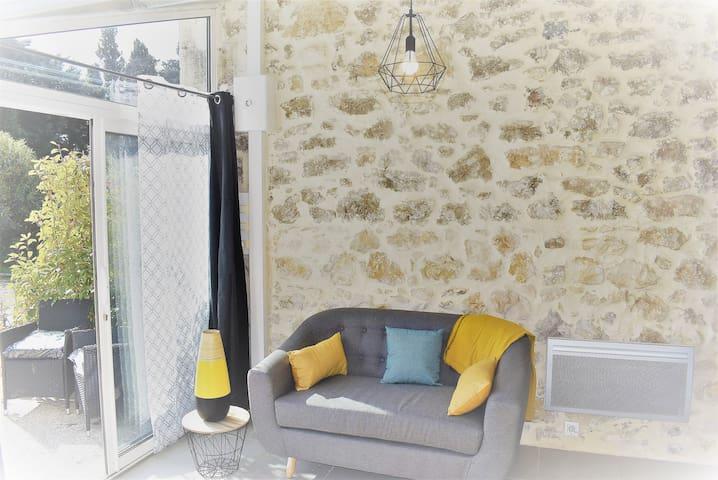 Studio dans Mas Avignon
