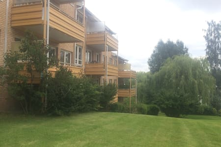 A modern family friendly apartment close to Oslo - Bekkestua