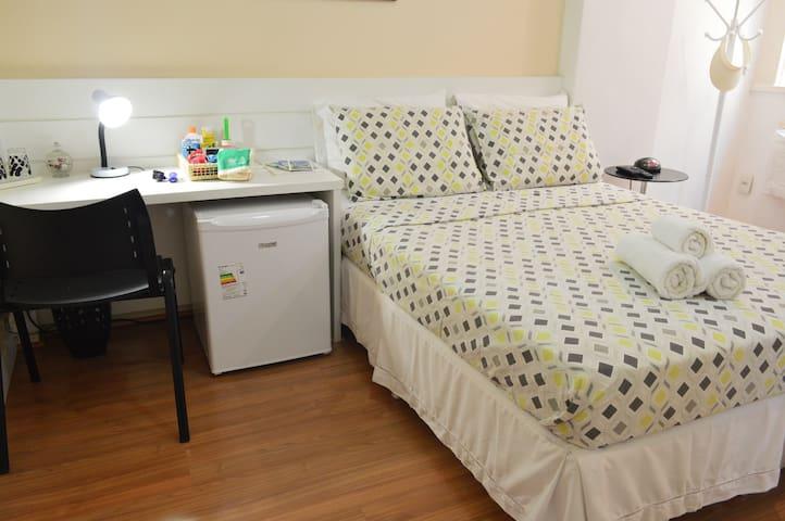Confortable suite in Copacabana RIO - Rio de Janeiro - Apartment