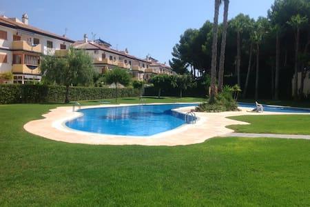 Apartment, Pool and Beautiful Gardens near beach - Pilar de la Horadada