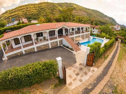Casa Campestre Villa de San José, Pinchote/Sangil