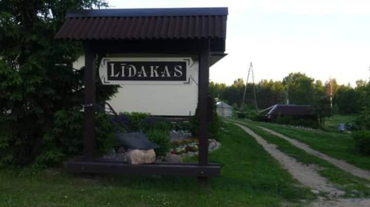 Lidakas House and Sauna