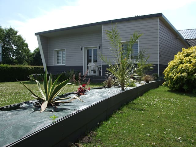 La providence maison neuve avec terrasse et jardin