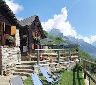 Rifugio Zum Gora _ Antico Villaggio Walser
