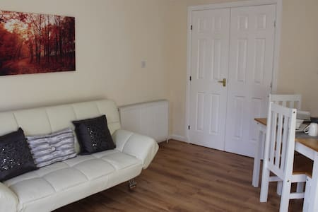 Stylish Ground Floor Flat close to Town Centre - Motherwell - Apartment