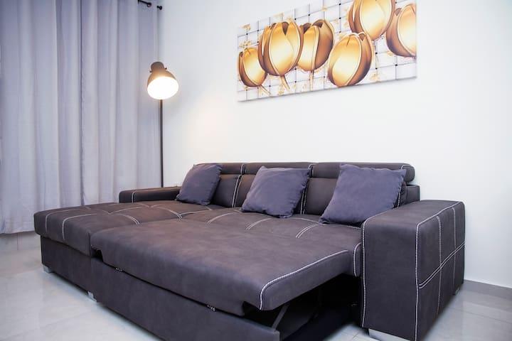 Apartment in Bat-Yam (Maya-2)